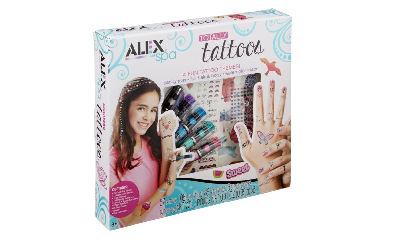 Totally Tattoos Box