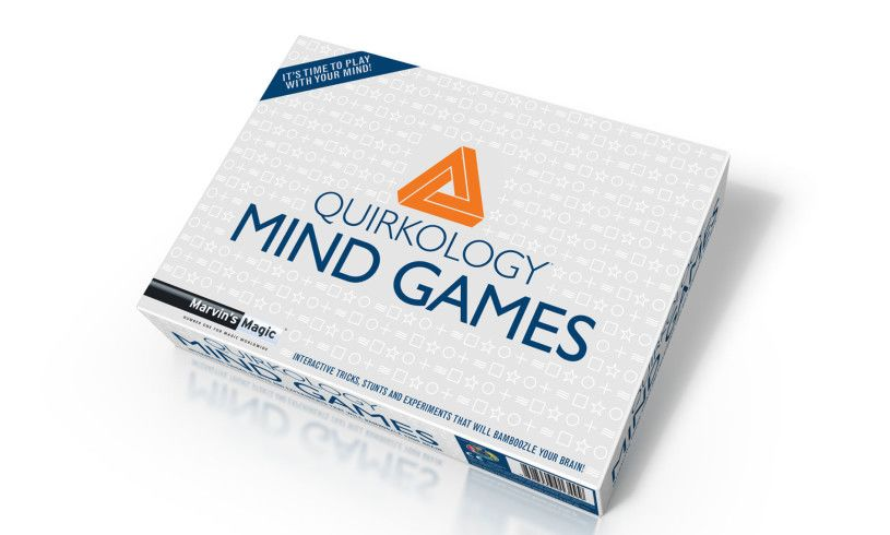 box set of mind games