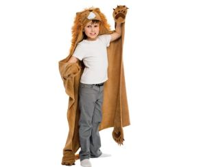 Roary Lion Blanket Wild Thing