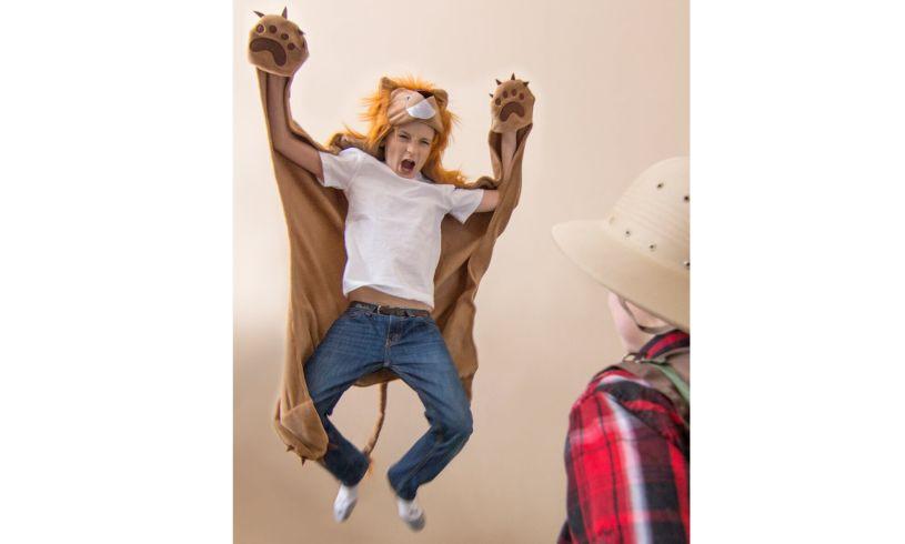 GRRR! roary lion