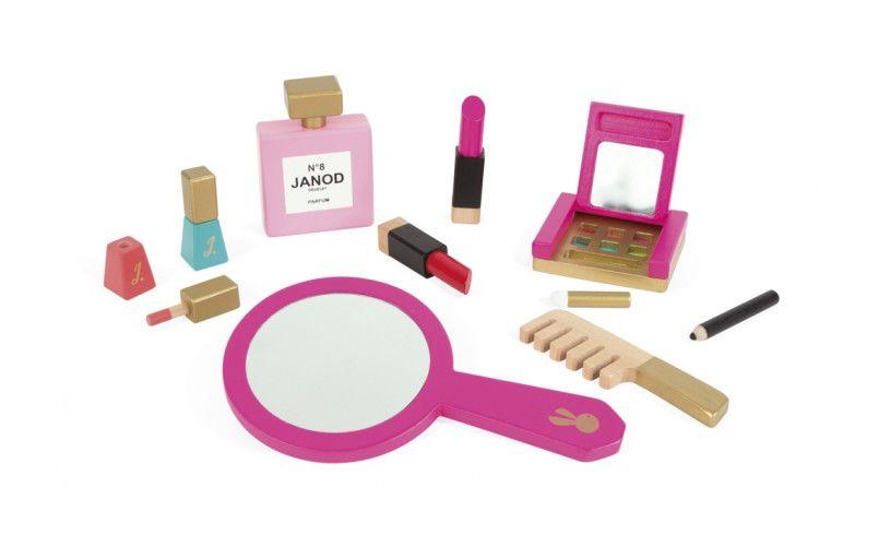vanity set contents