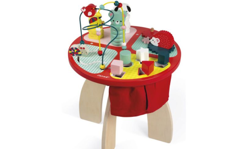 activity table set up