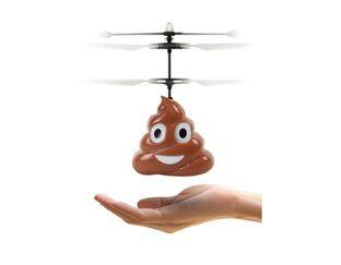 hovering poop copter