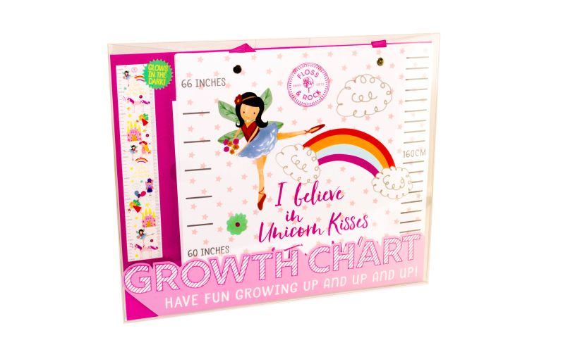 Unicorn Fairy Growth Chart