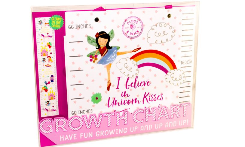 Unicorn Fairy Growth Chart