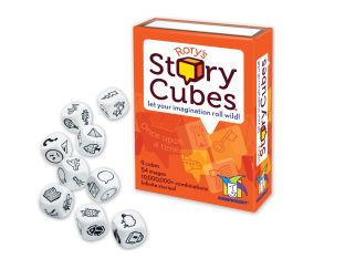 Story Cubes - Hone Your Imagination!