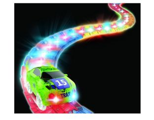 Laser Twister tracks and racer