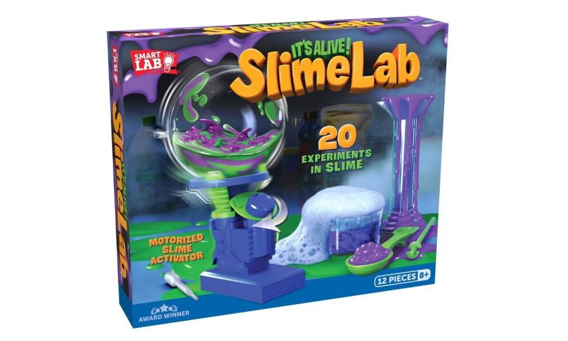 Slime Creation Lab