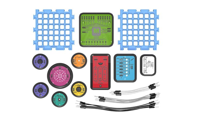 Games & Gadgets Electronics Lab Contents