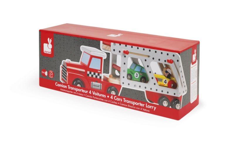 transporter truck box