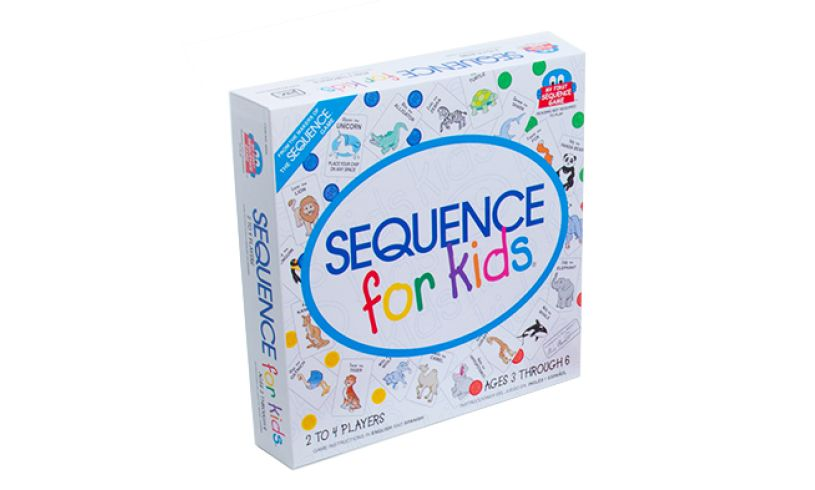 Sequence for Kids Matching Game