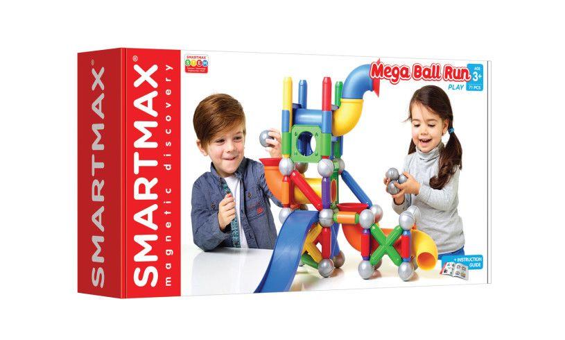Mega Ball Run Box