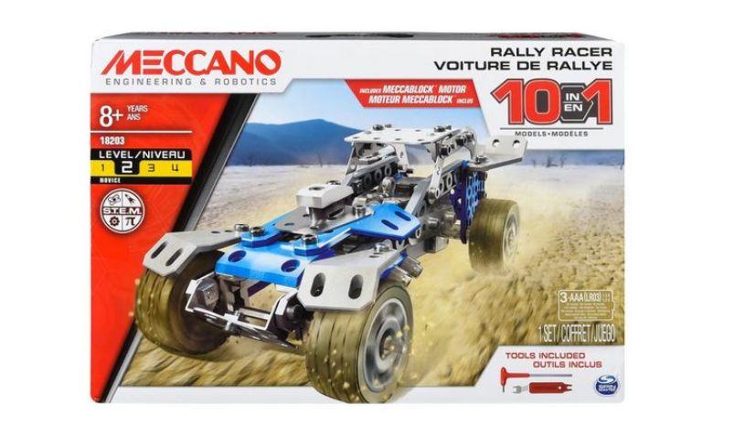 Meccano Rally Car