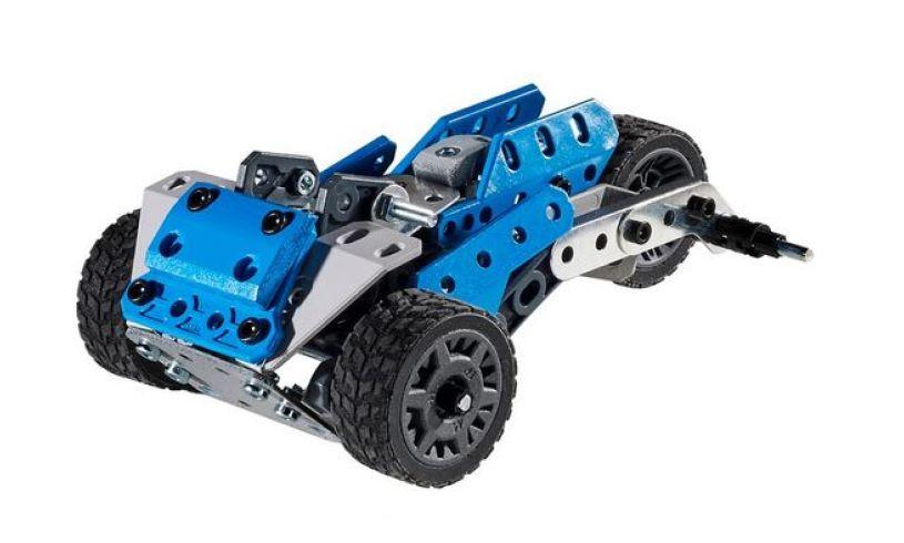 Meccano Rally Car Trike