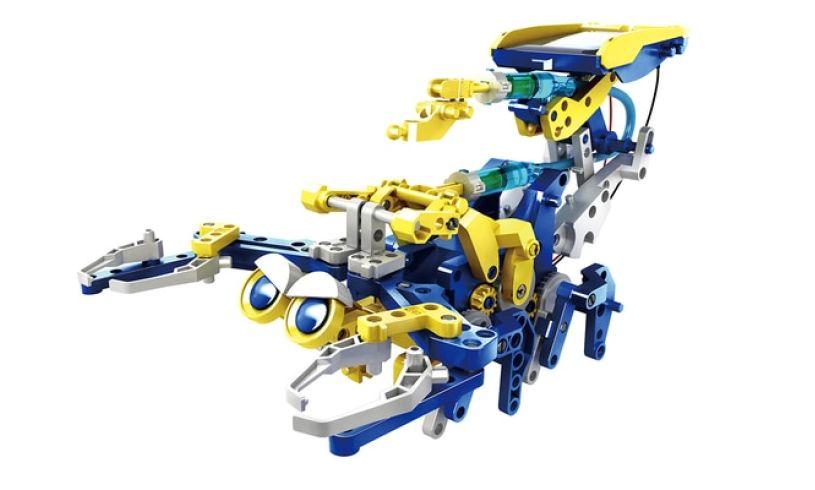 Solar Hydraulic Robot Scorpion