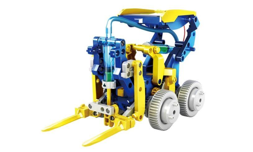 Solar Hydraulic Robot Forklift