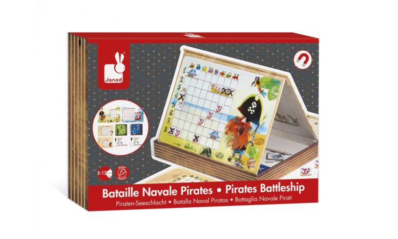 pirates battleship box