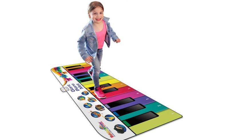 6 Foot Giant Piano Mat Play 8 Instruments Brilliant