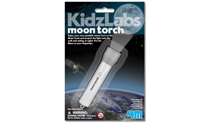 Kidz Labs - Moon Torch Kit