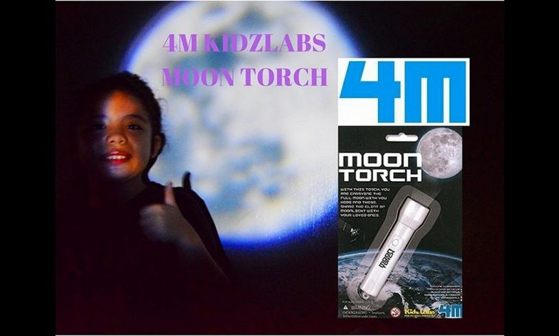 Kidz Labs - Moon Torch Kit Lifestyle