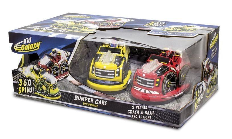 box of bumper cars