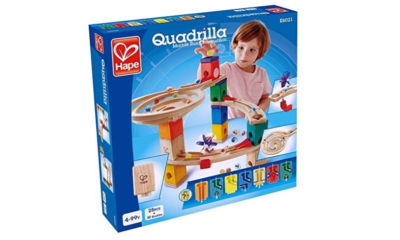 Quadrilla Marble Run Box