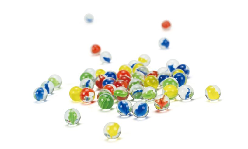 Quadrilla Marble Run Marbles
