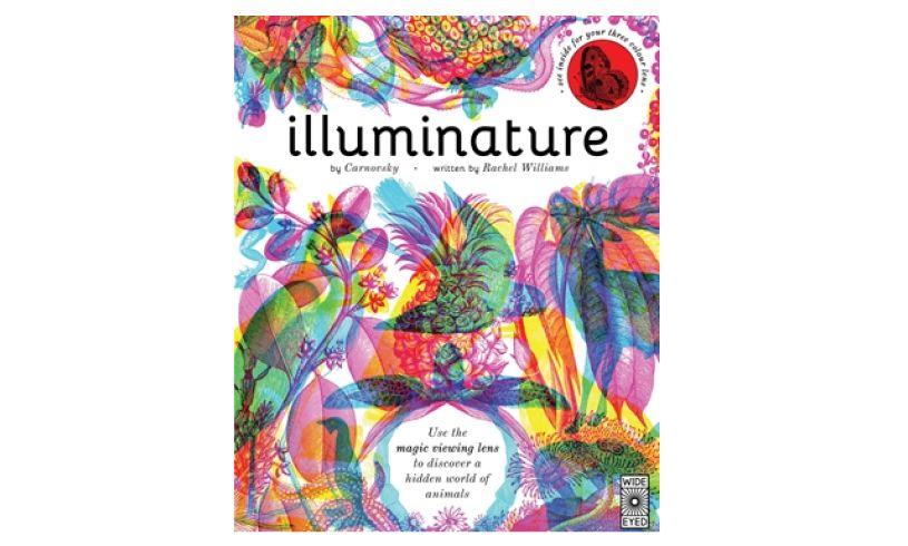 Illuminature - Nature Book with Magic Lens