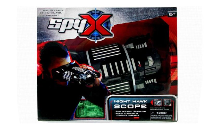 Spy X box with Night hawk scope