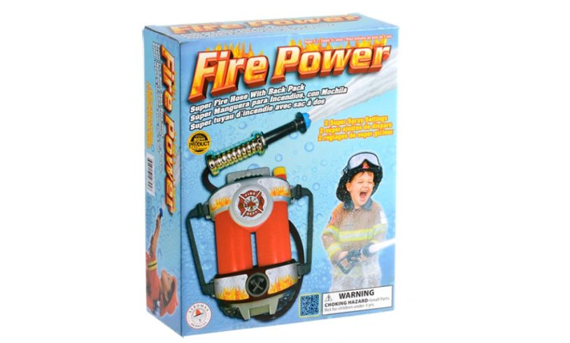 Fire Power water sprayer