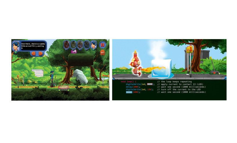 Thames and Kosmos Code Gamer Game