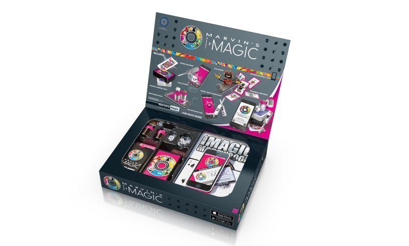 Marvin's magic materials