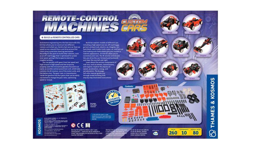 Remote Control Machines Back