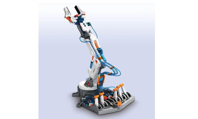 Hydraulic Robot Arm Full