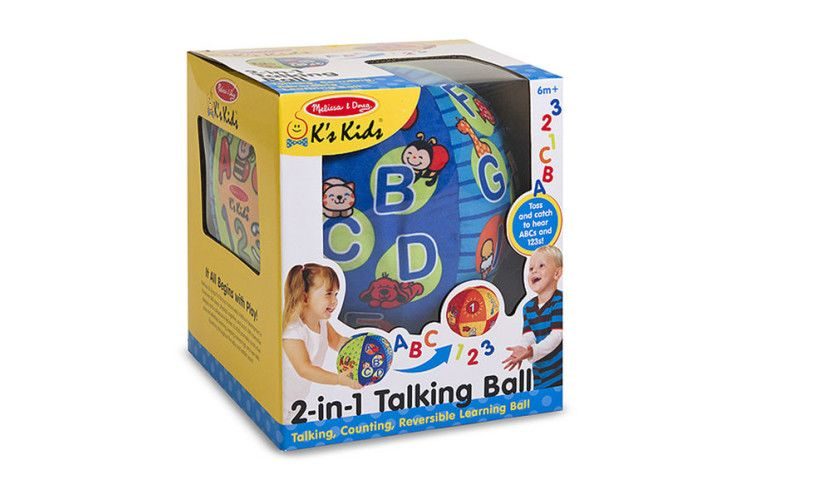 Talking Ball Box