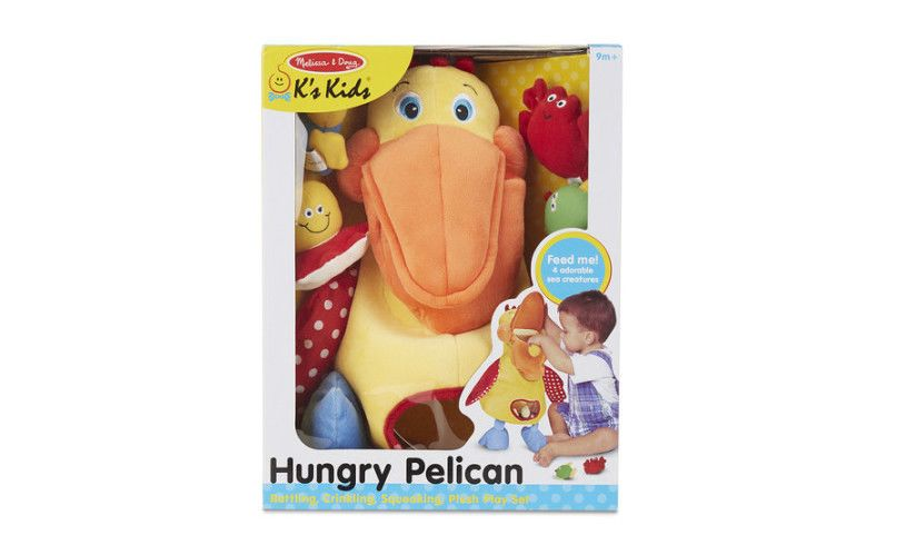 Hungry Pelican Box