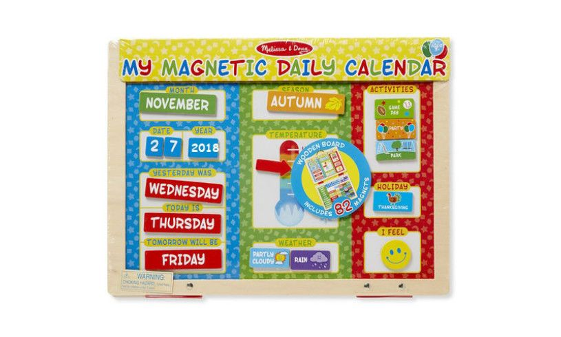 My Magnetic Daily Calendar Pack