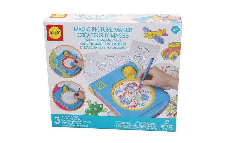 Magic Picture Maker Box