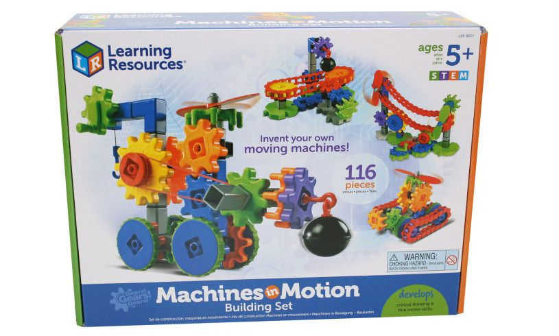 Machines in Motion Box