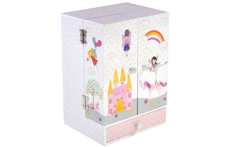 Fairy Unicorn Wardrobe Closed