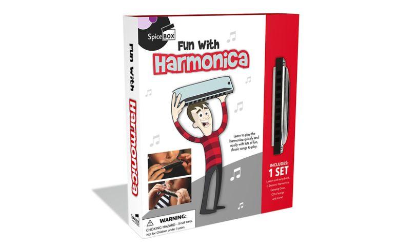 Fun With Harmonica