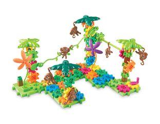 Movin' Monkeys Building Set - 136 pieces