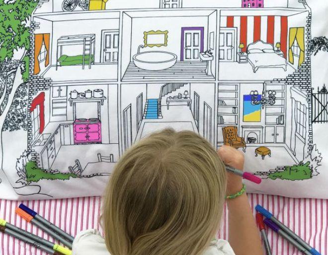 Home Decorator Pillowcase
