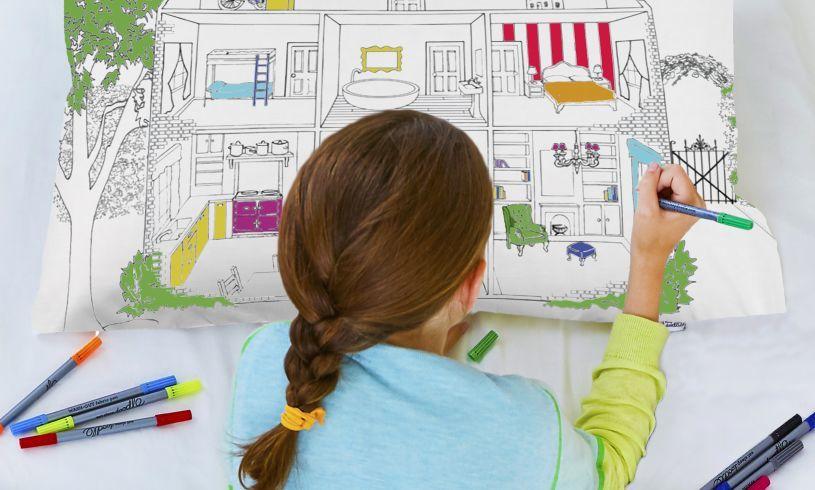 Home Decorator Pillowcase Kid