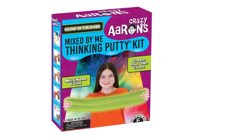 Thinking Putty Kit Box