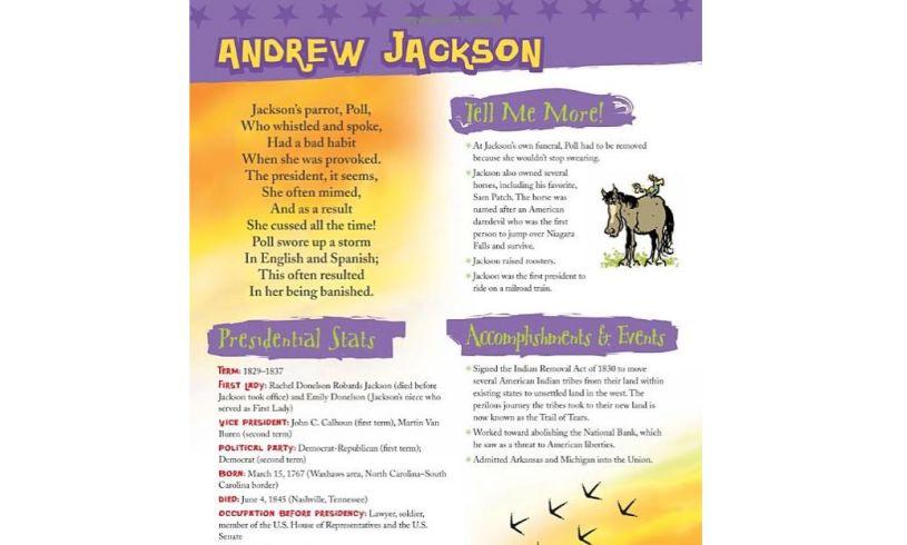 Presidential Pets Jackson