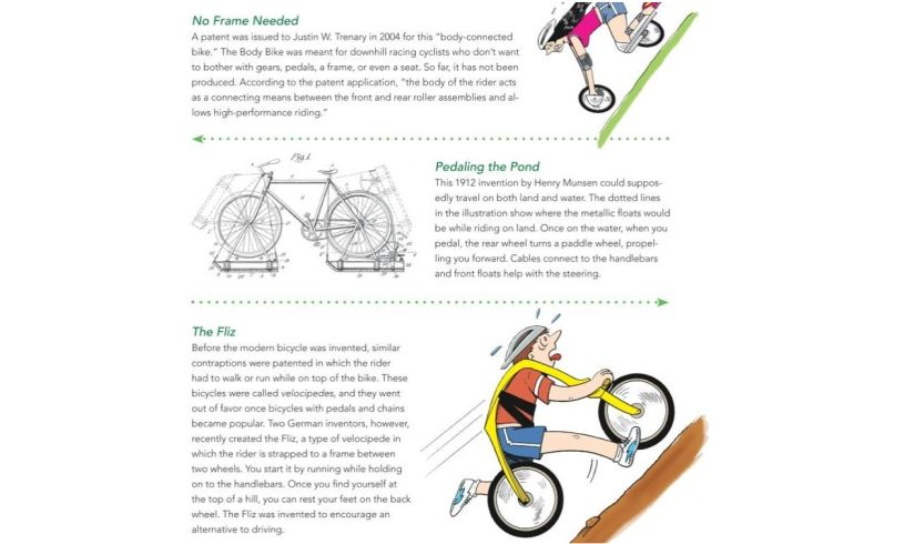Inventions that Could Have Changed the World... Bike