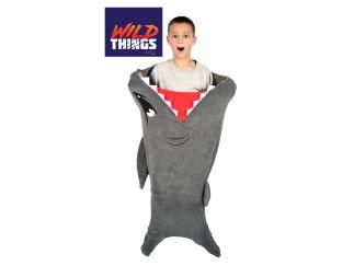 Shark Blanket Wild Things