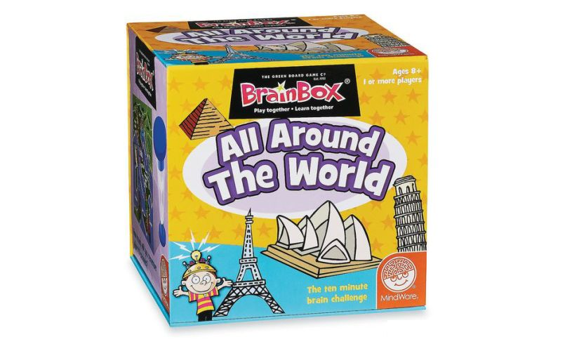 All Around the World - Brainbox