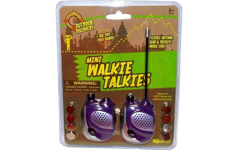 Mini Walkie Talkies Pack